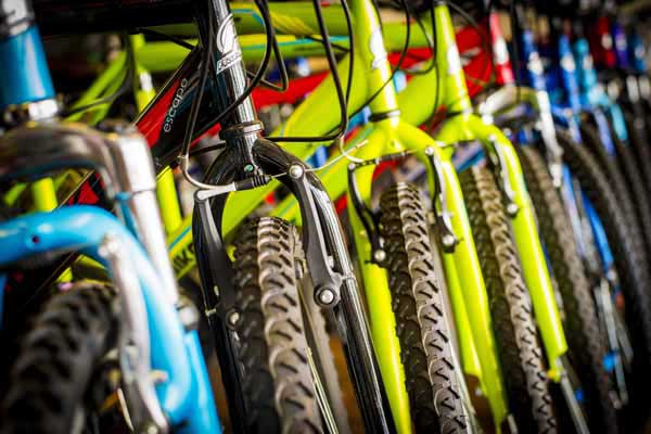 Cycle-Trax Range of Bicycles